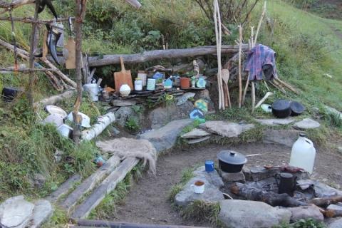 Sommerferien: Naturlager und Alpsommer 2016